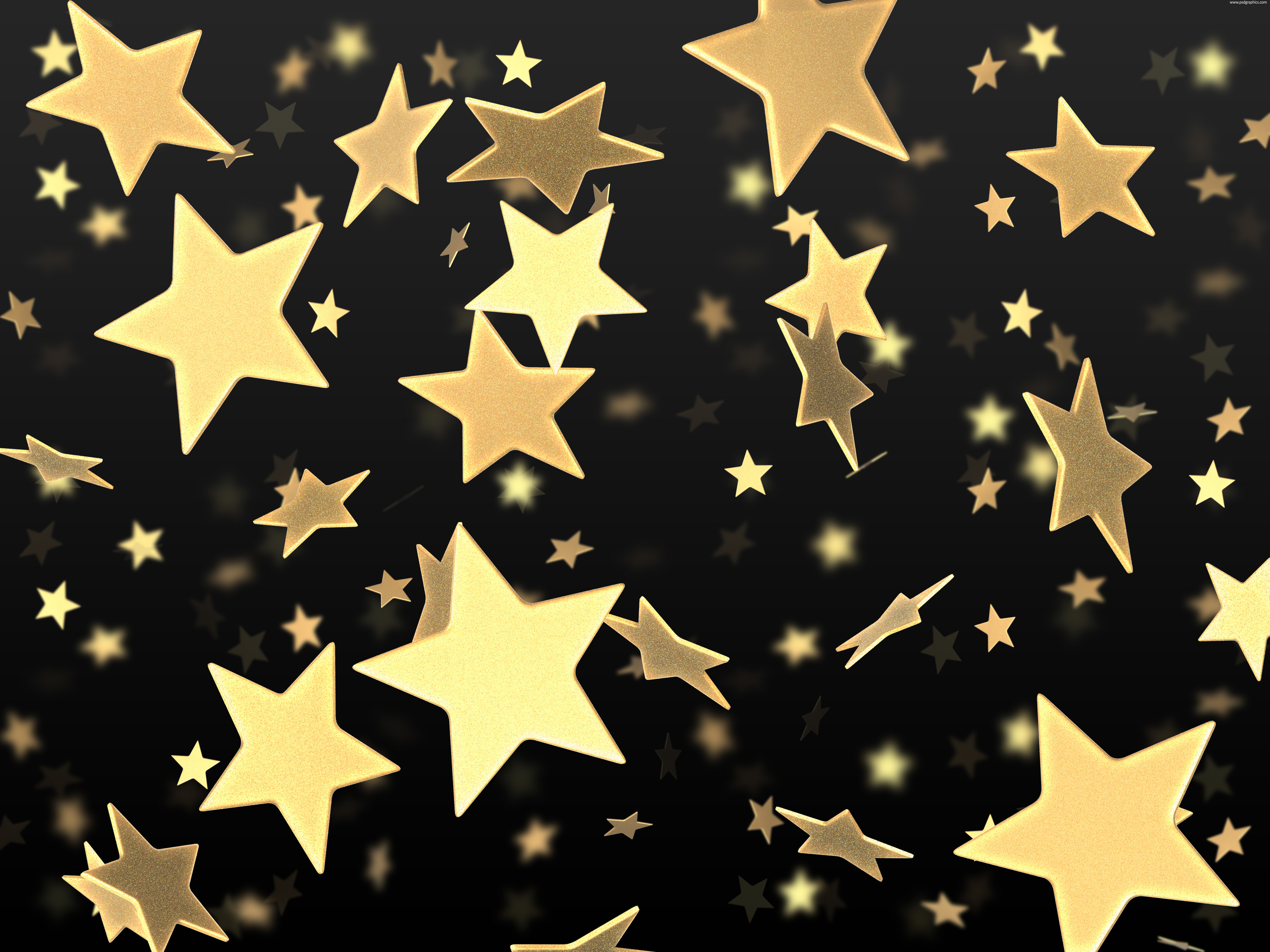 golden-stars-background