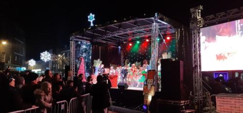 Wisbech Christmas Lights Switch-On 2019