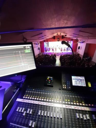 Sound & Lighting Equipment Hire & Operation